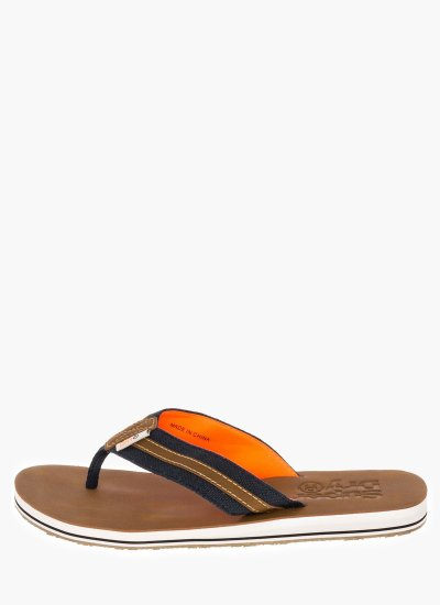 Men Flip Flops & Sandals MF3000SQ Tabba Eco-Leather Superdry