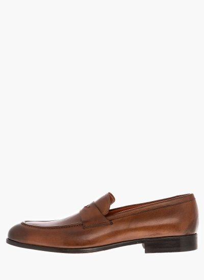 Men Moccasins M208 Tabba Leather Philippe Lang