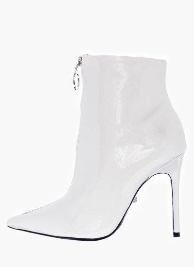 Women Boots 02091.0343 White Schutz