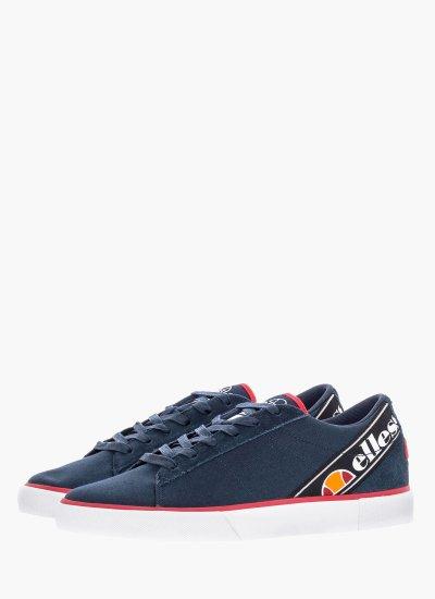 Men Casual Shoes Massimo Blue Ellesse