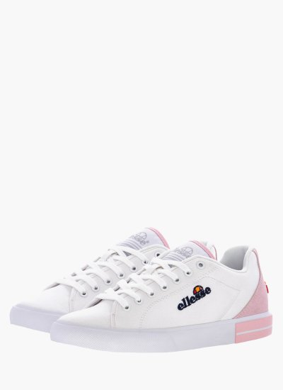 Women Casual Shoes Taggia.Almond White Ellesse