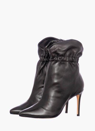 Women Boots 01723.0410 Black Leather Schutz