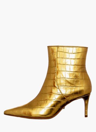 Women Boots 20067.0042 Gold Leather Schutz
