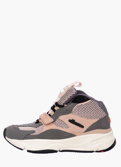 Women Casual Shoes Aurano.Mid Grey Ellesse
