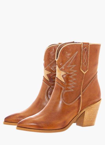 Women Boots 2046.K258 Tabba Leather MF
