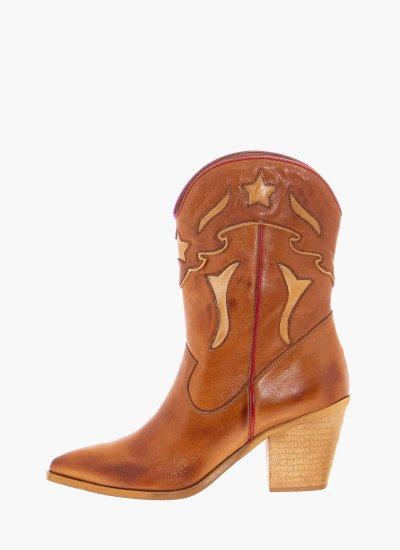 Women Boots 2052.k259 Tabba Leather MF