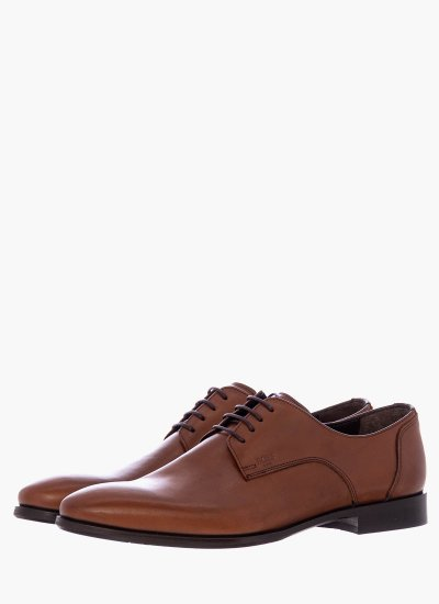 Men Shoes N4972 Tabba Leather Boss shoes