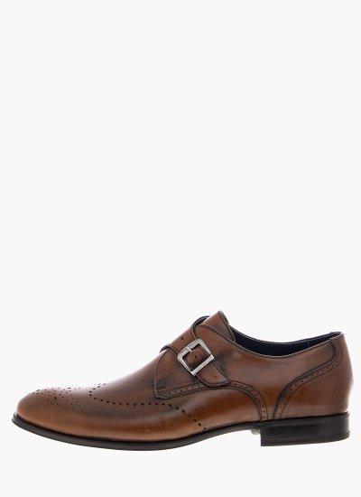 Men Moccasins 1190 Tabba Leather Damiani