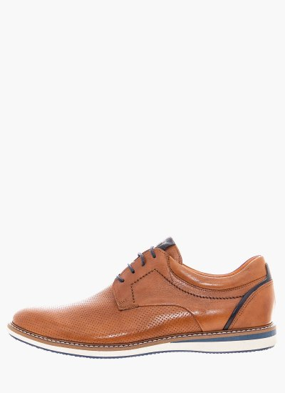 Men Shoes 2101 Tabba Leather Damiani