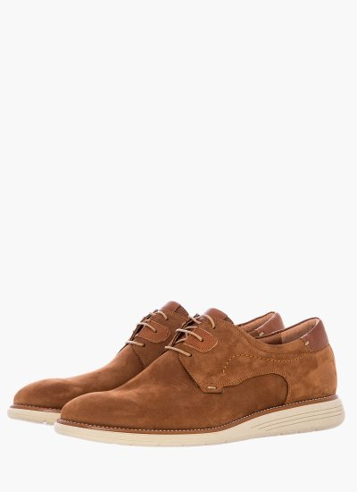 Men Shoes 2200 Tabba Nubuck Leather Damiani