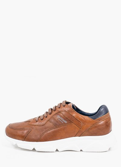 Men Casual Shoes 2400 Tabba Leather Damiani