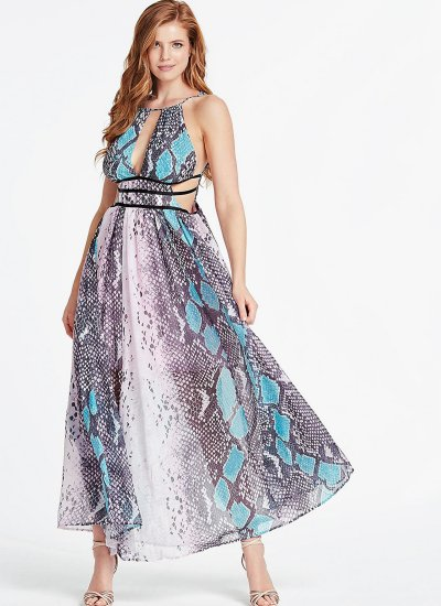 Vivienne Multi Polyester Guess