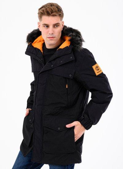 Men Jackets A2CVE Black Polyester Timberland