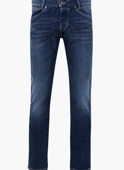Men Pants Spike.W Blue Cotton Pepe Jeans