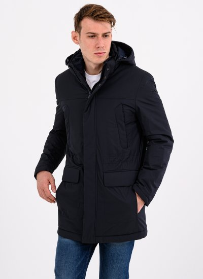 Men Jackets M0420F Polyester Geox