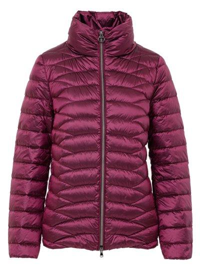 Women Coats - Jackets W0425D Bordo Polyester Geox