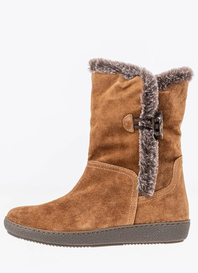 Women Boots 3220 Tabba Suede Leather Alpe
