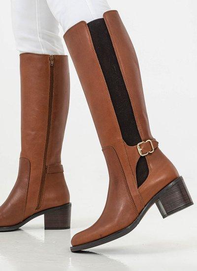Women Boots 4204 Tabba Leather Alpe
