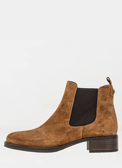 Women Boots 4236 Tabba Suede Leather Alpe