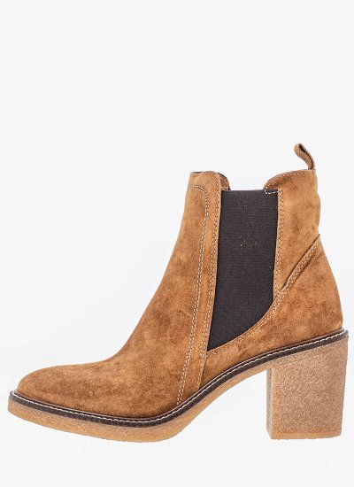 Women Boots 4396 Tabba Suede Leather Alpe