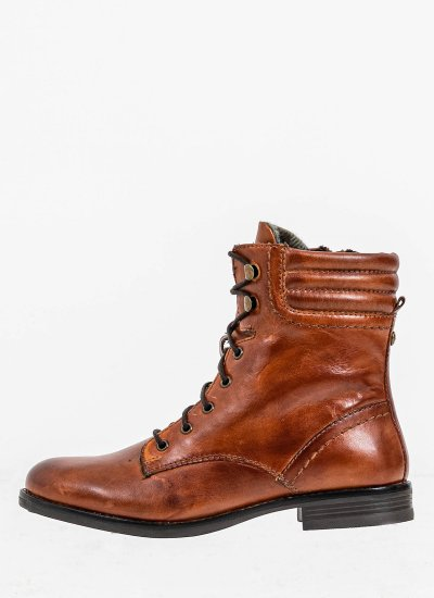 Women Boots 25101 Tabba Leather S.Oliver