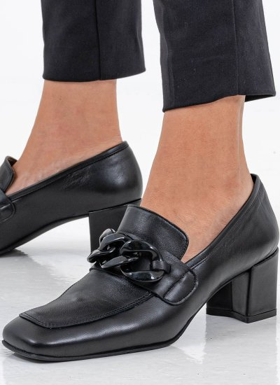 Women Pumps & Peeptoes Low 49 Black Leather B