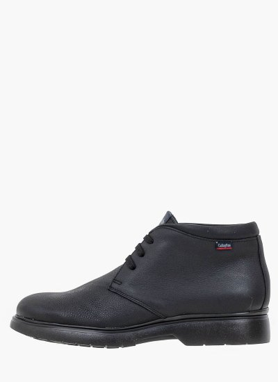 Men Boots 12604 Black Leather Callaghan