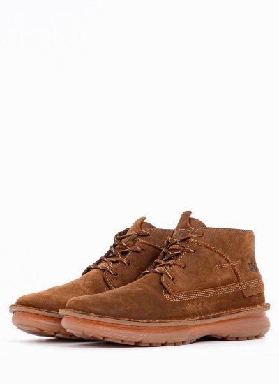 Men Boots P724827 Tabba Nubuck Leather Caterpillar