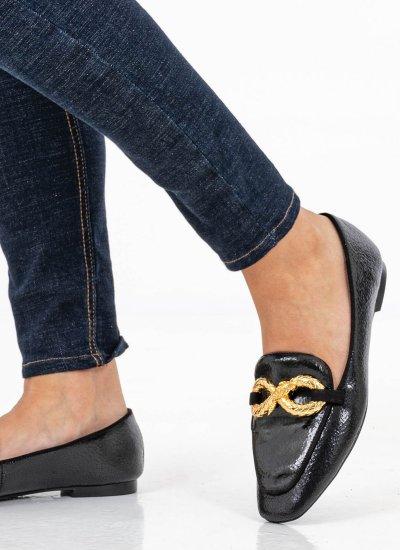 Women Moccasins 20710.0090 Black Leather Schutz