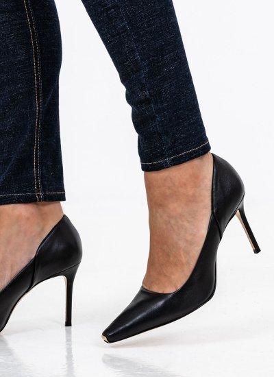Women Pumps & Peeptoes High S21035.0002 Black Leather Schutz