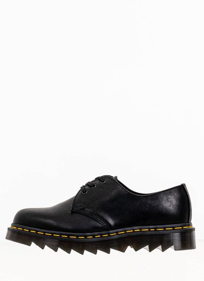 Men Shoes 26322001 Black Leather Dr. Martens