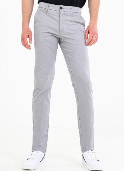 Men Pants A2BYY Grey Cotton Timberland