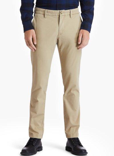 Men Pants A2BYY Beige Cotton Timberland