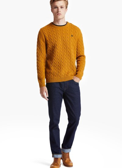 Men Pants A2C92 Cotton Timberland