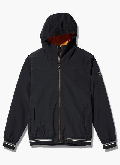 Men Jackets A2D8B Black Nylon Timberland