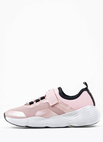 Kids Casual Shoes Bubblex Pink Geox