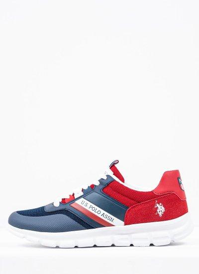 Men Casual Shoes Gary125 Multi U.S. Polo Assn.