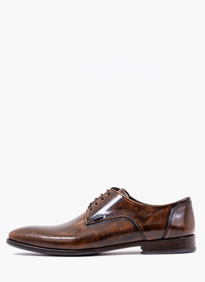 Men Shoes Q4972.Pyr Tabba Leather Boss shoes