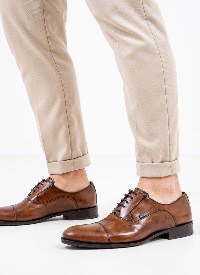 Men Shoes Q5625 Tabba Leather Boss shoes