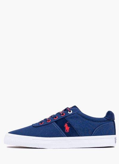 Men Casual Shoes Hanford.Vlc Blue Ralph Lauren