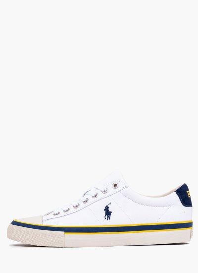 Men Casual Shoes Sayer.Vlc White Ralph Lauren