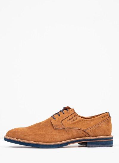 Men Shoes 1250 Tabba Nubuck Leather Damiani
