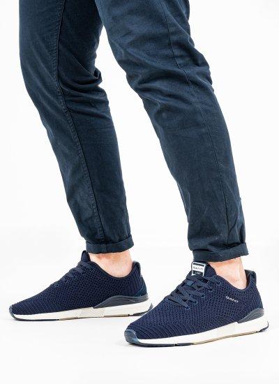 Men Casual Shoes Brentoon Blue GANT