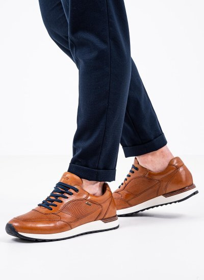 Men Casual Shoes 13627 Tabba Leather S.Oliver