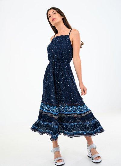 Ameera.Dress Blue Superdry