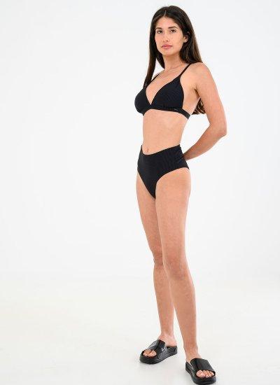 Bikini.Briefs Black Polyester Superdry