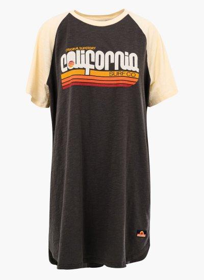 Cali.Surf Black Cotton Superdry