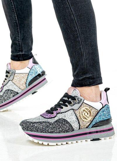 Women Casual Shoes Maxi.Wonder Multi LIU JO