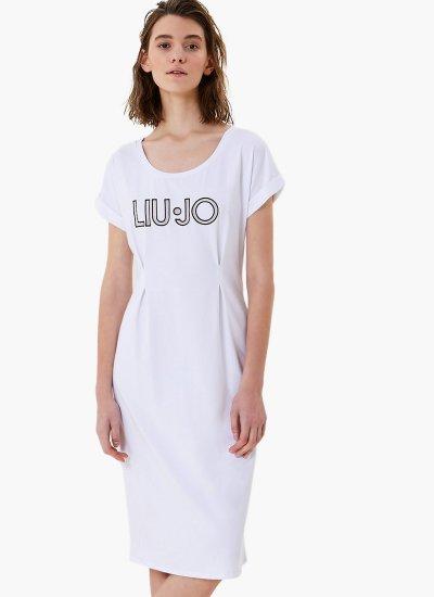 Midi.dress White Cotton LIU JO