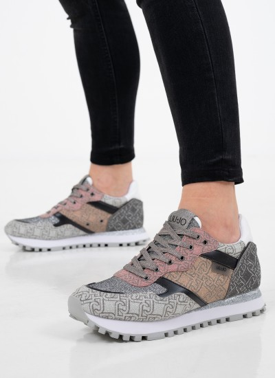 Women Casual Shoes Wonder.1.M Multi LIU JO